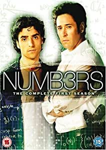 Numb3Rs - Season 1 [UK Import]