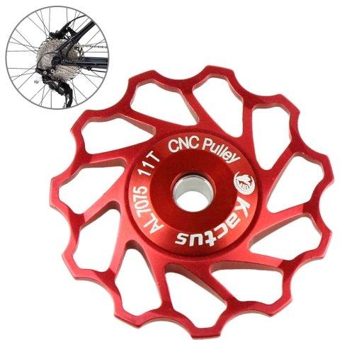 kactus-roue-aluminium-jockey-derailleur-arriere-shimano-11t-poulie-de-sram-rouge