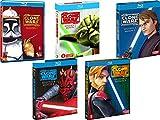 Image de Star Wars - The Clone Wars - L'intégrale - Saisons 1 à 5 - version longue [Blu-ray]