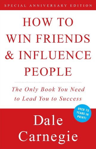 Price reduced 49% with this BEST PRICE EVER on the grandfather of all people-skills books: How To Win Friends and Influence People By Dale Carnegie
