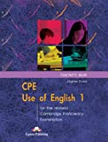 Cpe Use of English 1 for the Revised Cambridge Proficiency E