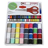 Michley Lil Sew and Sew 100-Piece Sewing Kit