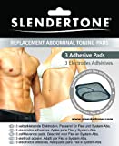 Slendertone Replacement Gel Pads for Flex Abdominal and Gymbody Belts (3 Pads)
