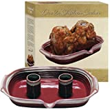 Tumbleweed Pottery Double Chicken Cooker