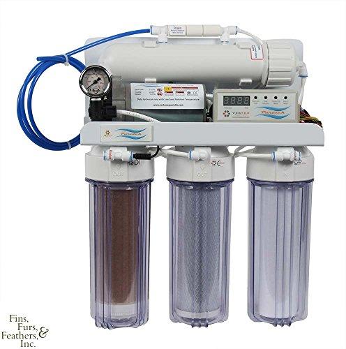 Vertex Puratek Deluxe 200GPD RO/DI - Automated RO/DI Filter - 4 Stage (Ro Di System Booster Pump compare prices)