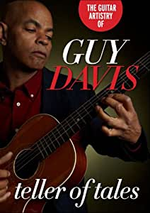 Guitar Artistry Of Guy Davis