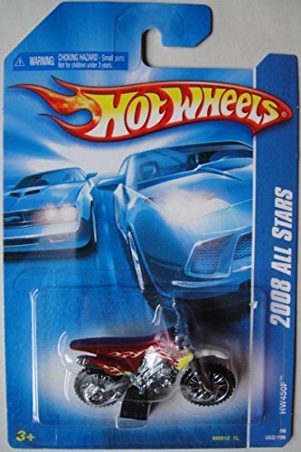 HOT WHEELS 2008 ALL STARS HW450F 52/196 - 1