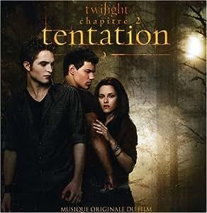 Twilight Chapitre 2 : Tentation (B.O. CD)