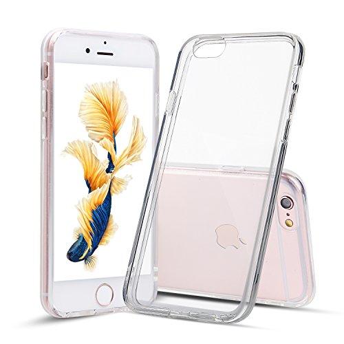 iPhone 6s Case, Shamo's Thin Case Cover TPU Rubber Gel 4.7