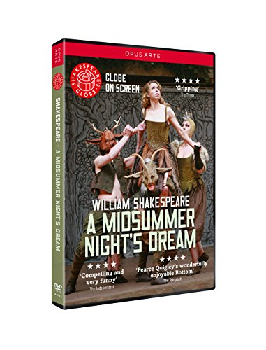 Shakespeare's Globe on Screen: A Midsummer Night's Dream [DVD]