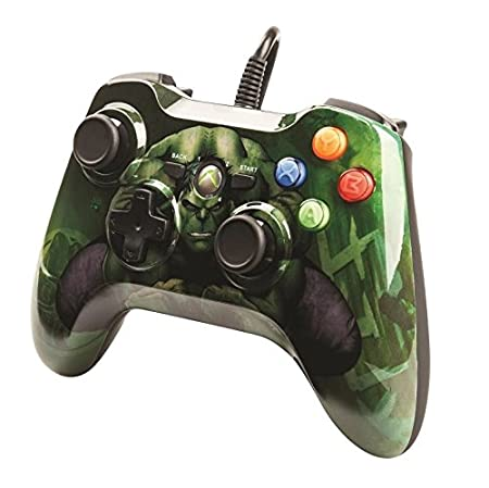 Marvel Avengers: The Hulk 360 Controller (Xbox 360)