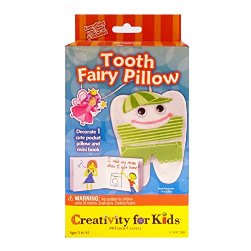 Tooth Fairy Pillow - 1