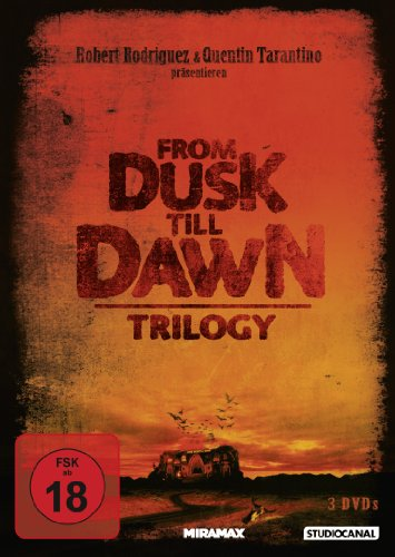 From Dusk Till Dawn - Trilogy [3 DVDs]