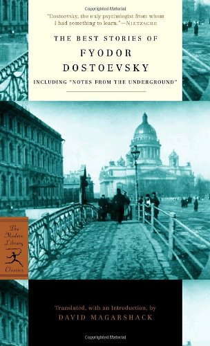 The Best Stories Of Fyodor Dostoevsky (Modern Library Classics)
