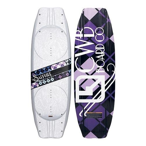 CWB Sapphire Wakeboard with Ember Bindings - Womens 2010