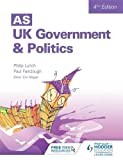 img - for AS UK Government and Politics by Paul E. Fairclough (2013-08-30) book / textbook / text book