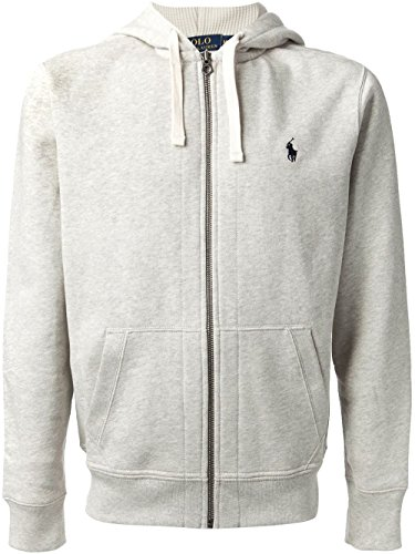 Polo Ralph Lauren Classic Full-Zip Fleece Hooded Sweatshirt (Ralph Lauren Thermal Hoodie compare prices)
