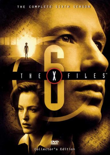 X Files, the poster TV G 27x 40in, 69x 102cm, Gillian Anderson Robert Patrick Annabeth Gish William B. Davis Mitch Pileggi David Duchovny