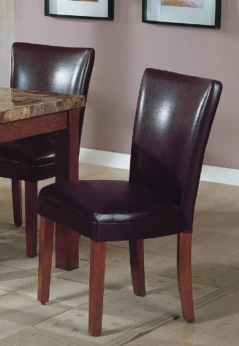 cheap soho collection parson dining chair set of two