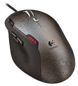 Logitech G500 Programmable Gaming Mouse by Logitech, Inc