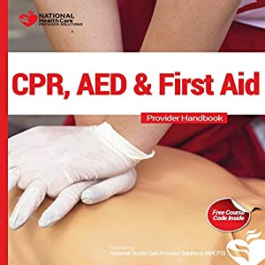 CPR, AED & First Aid Course Kit Audiobook
