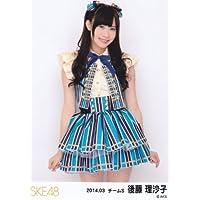 SKE48 公式生写真 2014.03 ランダム03月 【後藤理沙】