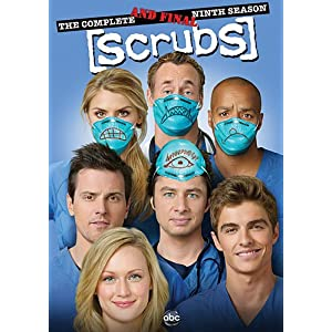 Scrubs: The Complete Ninth And Final Season (Two-Disc DVD)
