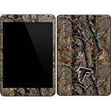 Skinit Atlanta Falcons Realtree AP Camo iPad Mini 4 Skin - Officially Licensed NFL Tablet Decal - Ultra Thin, Lightweight Vinyl Decal Protection (Color: Brown, Tamaño: Small)
