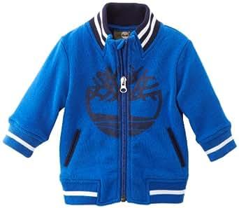 Timberland T05D78 - Gilet - Bébé garçon - Bleu (Bleu Royal) - FR: 12 mois (Taille fabricant: 12 mois)