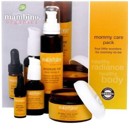 Baby / Child Mambino Organics Mommy Care Pack