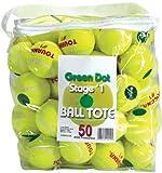 Tourna Green Dot Tennis Balls (50-Pack)