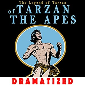 Tarzan of the Apes Audiobook