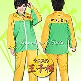 コスプレ テニスの王子様 四天宝寺 アニメ版風 女性XLサイズ、男性Lサイズ