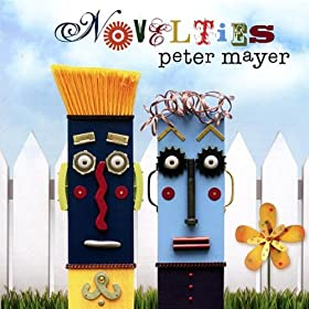 Cover image of song Snuffleupagus by Peter Mayer