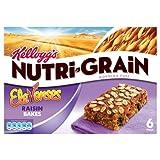 Kellogg's Nutri-Grain Elevenses Bars Raisin Bakes 5x6x45g