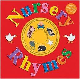 Nursery Rhymes (Book & CD): Amazon.co.uk: Roger Priddy ...