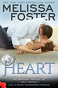Lovers At Heart by Melissa Foster ebook deal