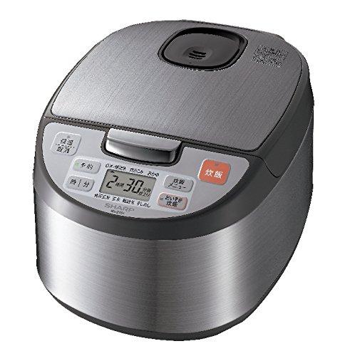 シャープ 炊飯器 シルバー系 KS-Z101-S