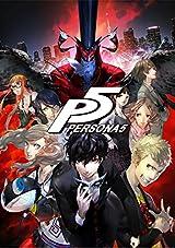PS4/3「ペルソナ5」の公式ガイドブックがゲームと同時発売