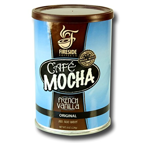 Instant Coffee - Gourmet Mocha French Vanilla - Best Hot or Iced ...
