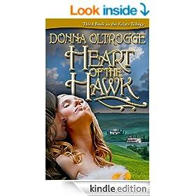 Heart of the Hawk (Krista Trilogy Book 3)