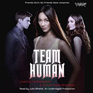 Team Human | [Sarah Rees Brennan, Justine Larbalestier]