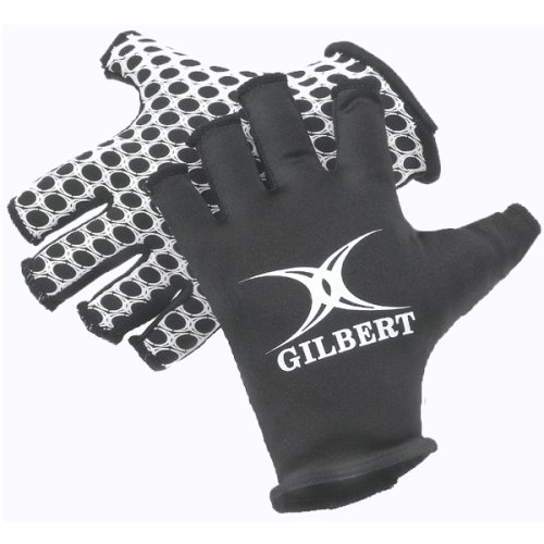 Gilbert Mens International Generic Rugby Gloves - Medium