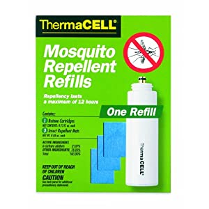 Thermacell Mr 9w Cordless Mosquito