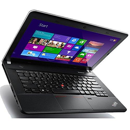 Lenovo ThinkPad E440:Corei3搭載モデル(14.0型)【レノボノートパソコン受注生産モデル】 (E440:メモリ4GB:HDD:500GB 液晶光沢なし:ブラック Windows 8.1:Officeなし)