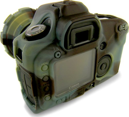 Made Products Ca-1113-Cm1 Camera Armor For Canon 5D Digital Slr -Camouflage
