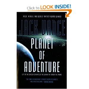 Planet of Adventure by Jack Vance
