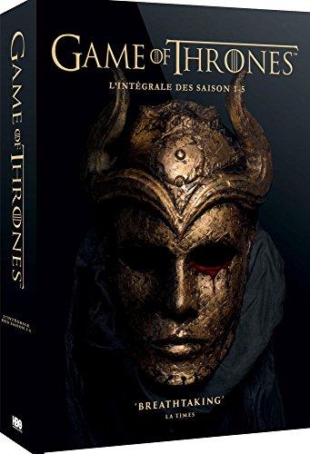 Coffret game of thrones, saisons 1 à 5 [Edizione: Francia]