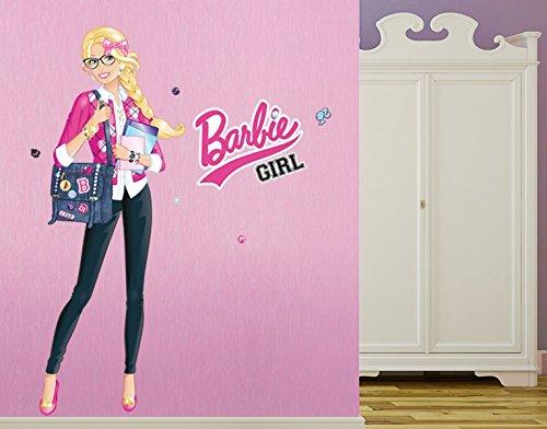 Klebefieber DS 1012-B Wandtattoo School Girl B x H: 80cm x 131cm (erhältlich in 9 Größen) günstig bestellen