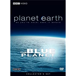 Planet Earth / The Blue Planet: Seas of Life Special Collector's Edition DVD Set